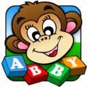 Abby First Words logo
