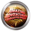 Logo for Amazing Adventures The Forgotten Dynasty