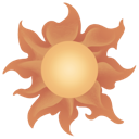 Logo for Patricia's Quest For Sun
