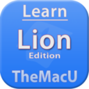 Logo for Learn - Lion Edition