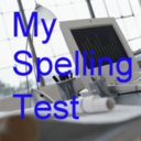 Logo for MySpellingTest Free