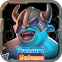 Treasure Defense logo