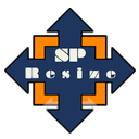 Logo for SP Resize