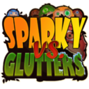 Logo for Sparky vs. Glutters