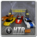 Logo for HTR HD High Tech Racing