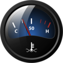 Temperature Gauge logo