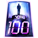 Logo for 1vs100