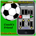 Logo for Time2Score