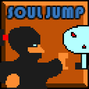 Logo for Super Soul Jump
