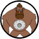 Logo for Password Gorilla