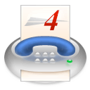 Logo for 4-Sight Fax Client