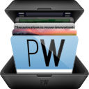 Logo for PostWarden