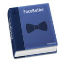 Logo for FaceButler
