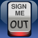 Logo for Sign Me Out