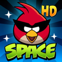Angry Birds Space HD logo