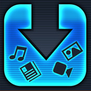 Best Music and File Downloader Pro logo