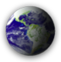 Earth Widget logo