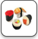 Logo for Sushi Recipes