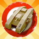 Logo for War In A Box: Paper Tanks