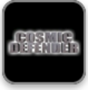 Logo for Cosmic Defender