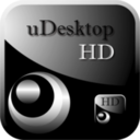 Logo for uDesktop HD