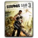 Logo for Serious Sam 3: BFE