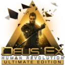 Logo for Deus Ex Human Revolution