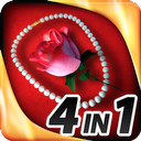 Logo for Hidden Objects 4 in 1 Romance Pack