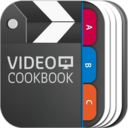 The Video Cookbook logo