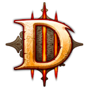 Logo for Diablo III