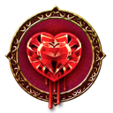 Logo for Nightfall Mysteries: Black Heart CE