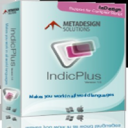 Logo for IndicPlus for InDesign