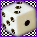 Logo for 5k Poker Dice