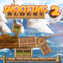 Shooting Blocks 2 logo