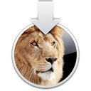 AQUADock Lion logo