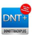 Logo for DoNotTrackMe