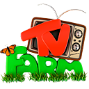 Logo for TV Farm