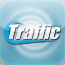 Logo for Traffic Radio Station