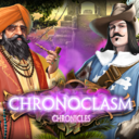 Chronoclasm Chronicles logo