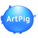 Logo for ArtPigEditor