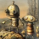 Logo for Machinarium: Collector's Edition