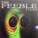 The Feeble Files logo