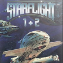 Logo for Starflight 1+2