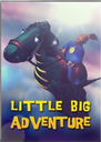 Logo for Little Big Adventure