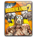 Logo for Borderlands 2: Captain Scarlett