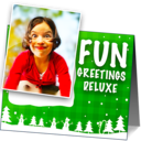 Fun Greetings Deluxe logo