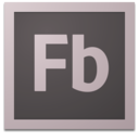 Adobe Flash Builder logo