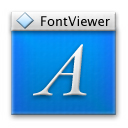 FontViewer logo