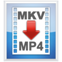 MKV2MP4 logo
