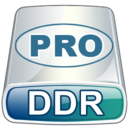 DDR Recovery logo